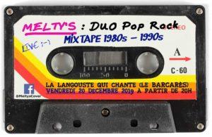 Melty's duo pop rock